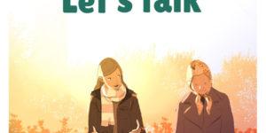 WHO - Depression: let's talk poster